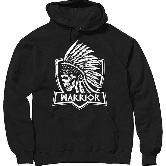 Skull warrior Hoodie