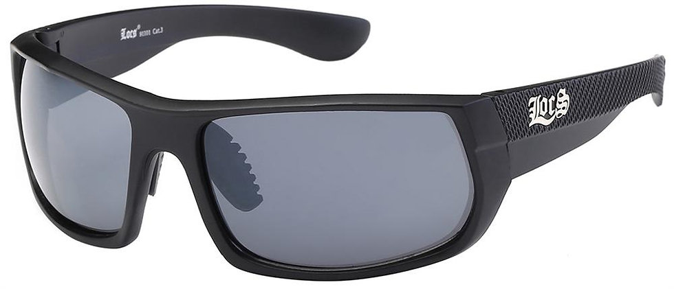 Locs Rectangle Sunglasses