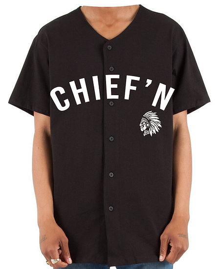 Cheif'n Baseball Jersey
