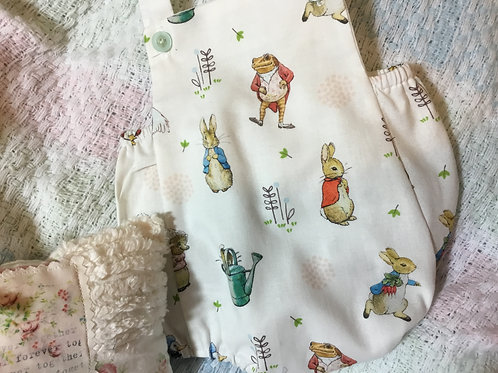 Reserved for Serenity Smith ~Reborn Romper