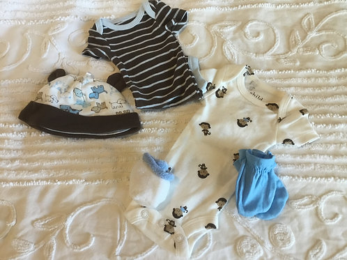 Preemie Boy Bundle #1