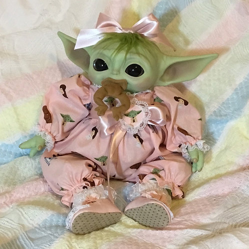 Reborn Baby Yoda