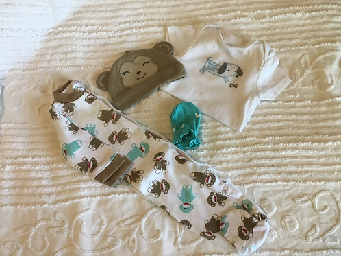 Boys 6 Months Bundle #1