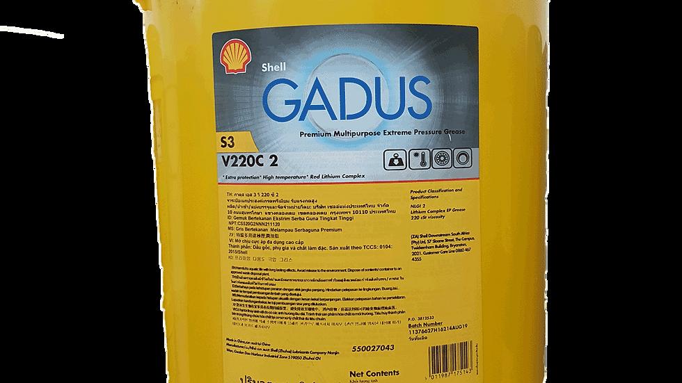 GADUS S3 V220 C2 - 18KG