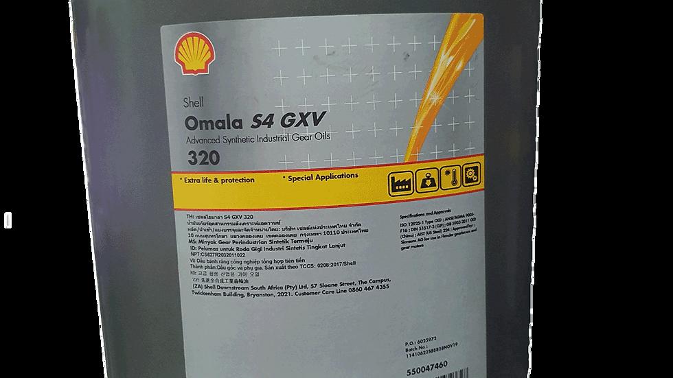 OMALA S4 GXV320 - 20L