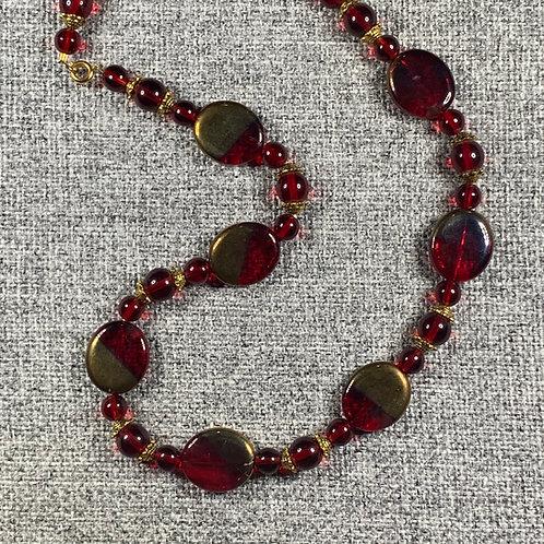 Custom Necklace- A Novel At Length