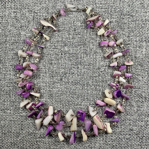 Custom Necklace- A Two Level Tale