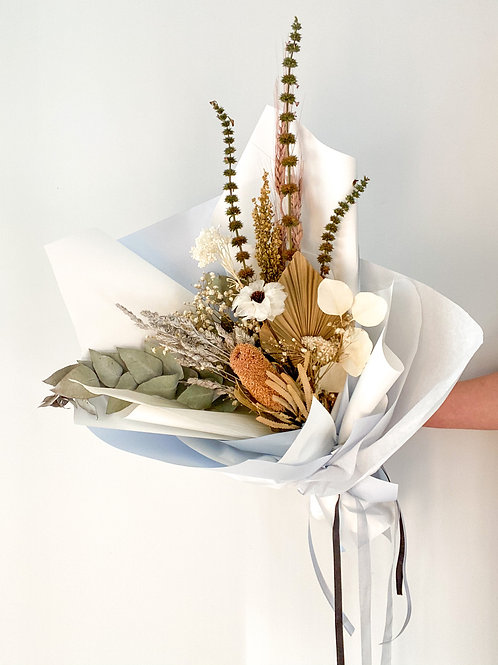 Dried + Preserved Bouquet