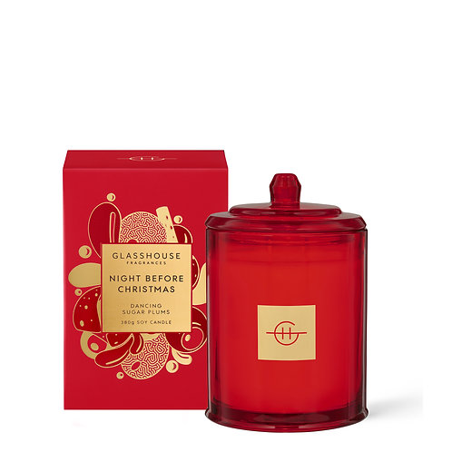 Night Before Christmas - Dancing Sugar Plums 380g Candle