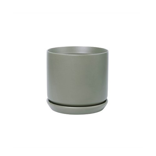 Medium Oslo Planter - Sage