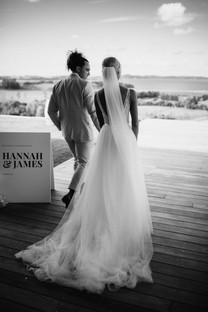 Hannah + James
