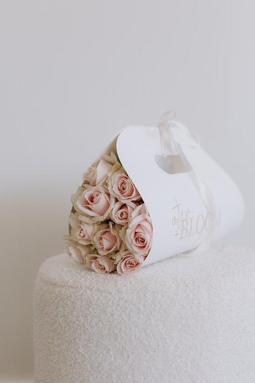 Floral Carrier - Roses