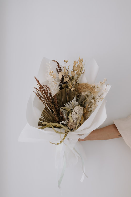 Mother's Day Dried Bouquet - Natural