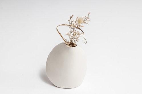 Great Harmie Vase - White