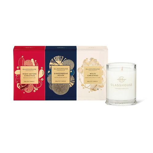 60g Candle - Christmas Editions