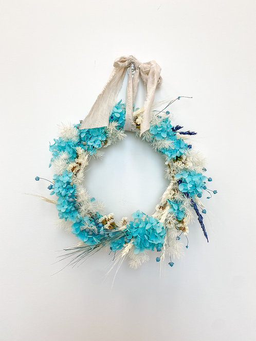 Little Boy Blue 28cm Wreath