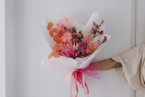 Mother's Day Dried Bouquet - Brights