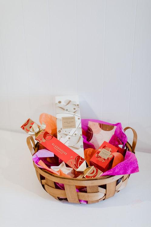 Christmas Basket - Fragrance Lover