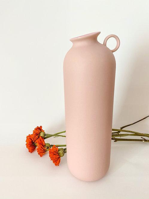 Large Flugen Vase - Blush