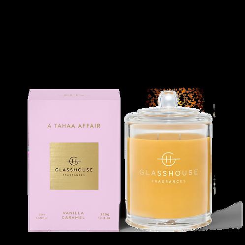 A Tahaa Affair - Vanilla Caramel 380g Soy Candle