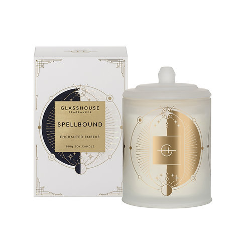 Spellbound - Enchanted Embers Limited Edition 380g Soy Candle