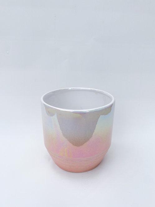 Holographic Pot - 12cm