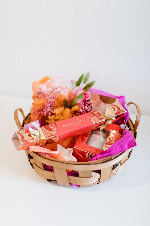 Christmas Basket - The Minis