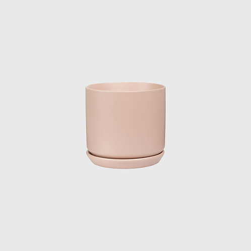 Medium Oslo Planter - Peach