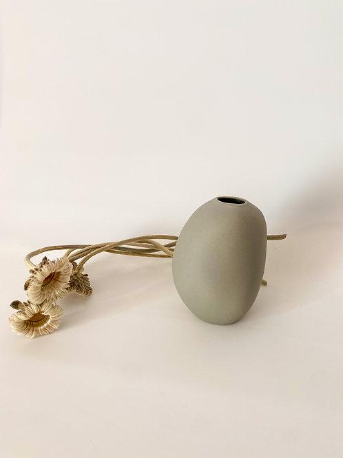 Seed Harmie Vase - Grey