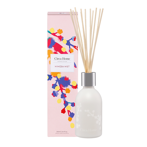 Mimosa Mist 250ml Diffuser - Limited Edition