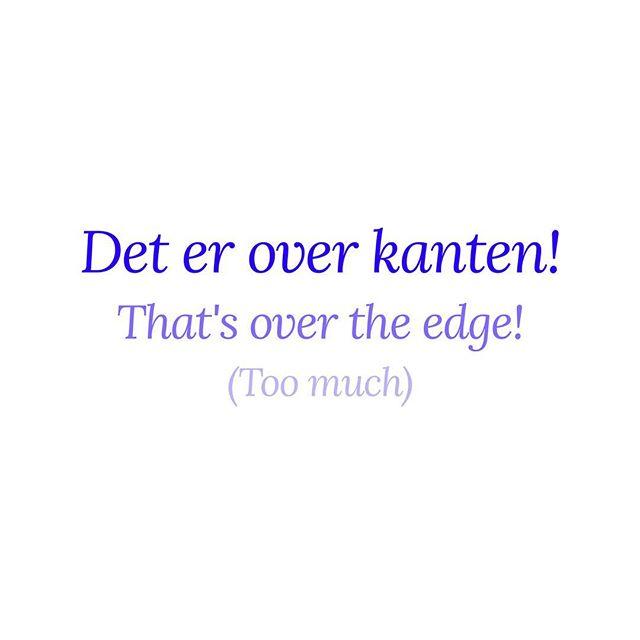#dansk #detdanskesprog #danishlanguage #expressions #udtryk #engelsk #englishlanguage #danglish #the