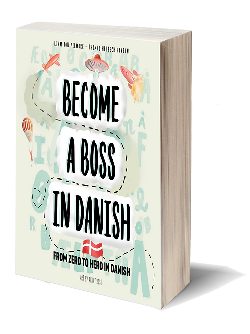 Become a Boss in Danish (eBook)