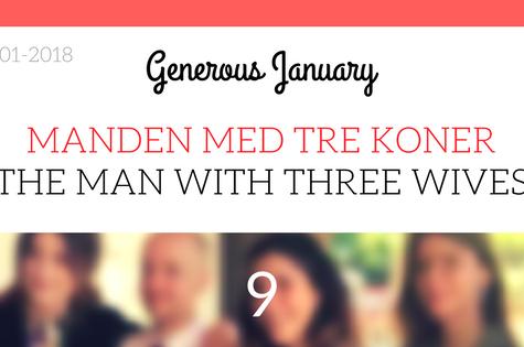 Manden med tre koner (The Man with Three Wives)