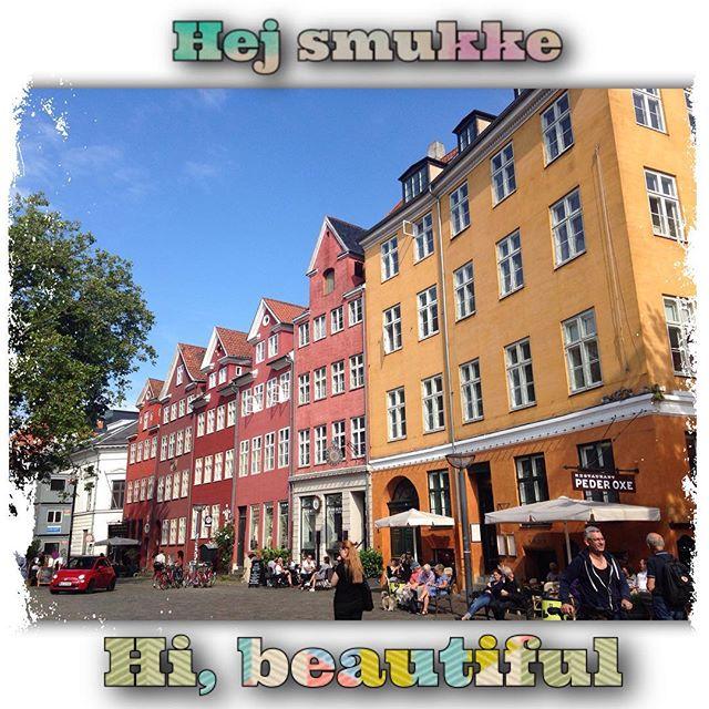 København, du er så smuk og dejlig _ Copenhagen, you are so beautiful and lovely! #sharecph #copenha