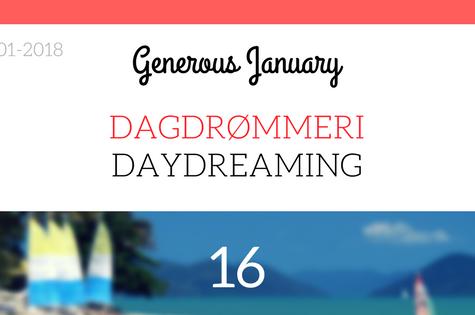 Dagdrømmeri (Daydreaming)