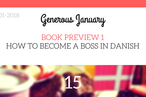 Book Preview 1 - How to Become a Boss in Danish