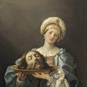 Salome, malet af Guido Reni, 1575-1642