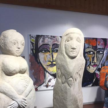 Udstilling, Dronninglund kunstcenter