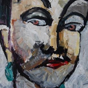 Frida, 160x100 cm