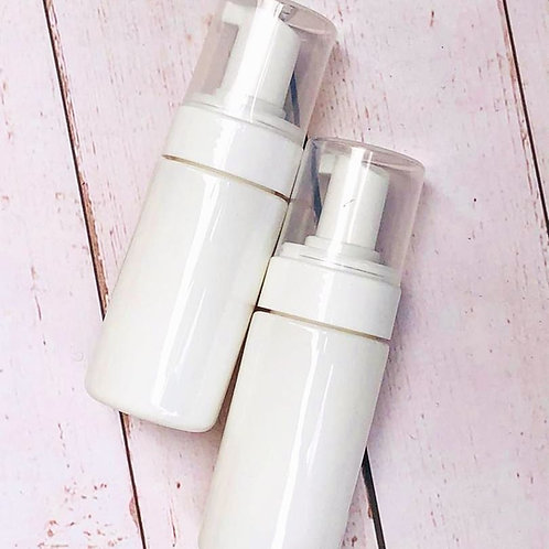 The Package Factory 100ml White PET Foam Cosmetic Bottle Lagos, Nigeria