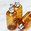Thumbnail: 300ml Light Brown PET Boston Bottles