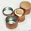Thumbnail: 50ml Coppery Gold metal tins