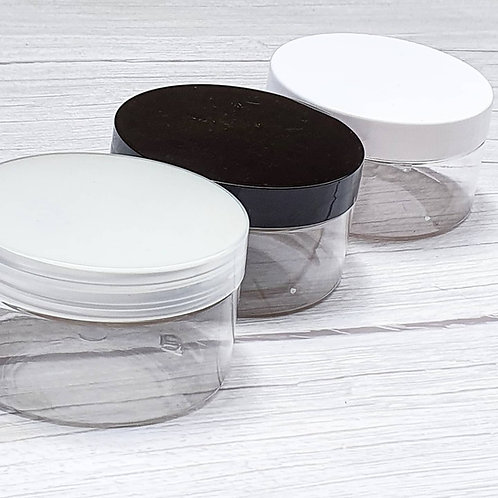 The Package Factory 200g Clear Cosmetic Jar Lagos, Nigeria