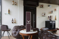 Collection de Scotch, Rum, Tequila