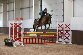 Ica D Emma - 5yr old 2nd show DC Discove