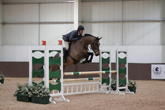 Twilight - 5yr old first show indoors DC