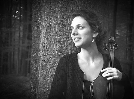 Marion Borgel violon