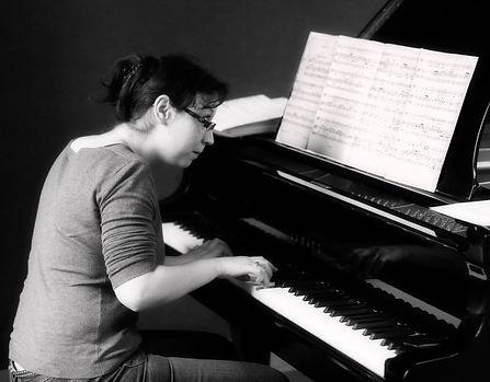 Mélanie Schottey piano