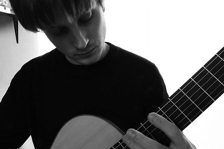 Primoz Sukic Guitare