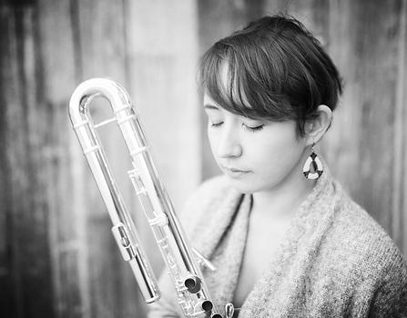 Renata Kambarova Flûte